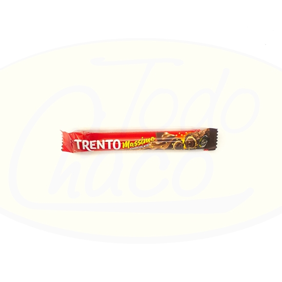 Bild von Wafer Trento Massimo Chocolate Con Relleno 30g