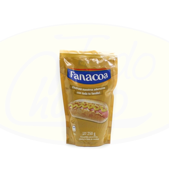Picture of  Mostaza Fanacoa Doypack 250g