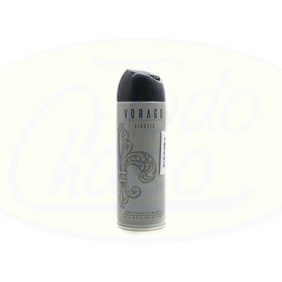 Picture of Antitranspirante En Aerosol Vorago 203ml