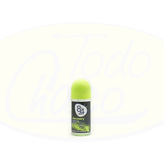 Picture of Roll on 8x4 Discovery Men 50ml
