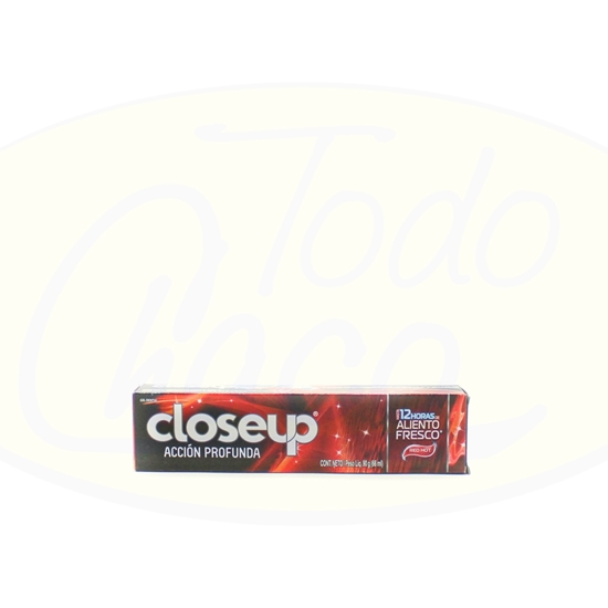 Imagen de Crema Dental Closeup Red Hot 90g