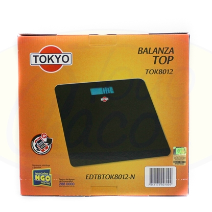 Picture of Balanza Personal Top Tokyo 8012