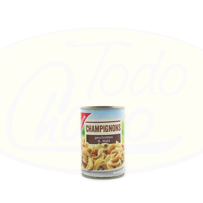 Picture of Champignons In Scheiben lll Wahl 100g