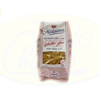 Picture of Fideo Penne Rigate N20 La Molisana 400g