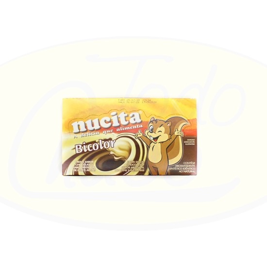 Picture of Chocolate Nucita Bicolor 48u