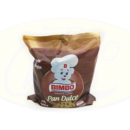 Picture of Pan Dulce Con Chocolate Bimbo 400g