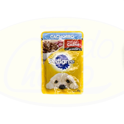 Picture of Carne En Salsa Cachorro Pedigree 85g