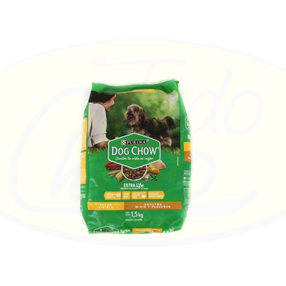 Picture of Dog Chow Adultos Minis y Pequeños 1.5kg