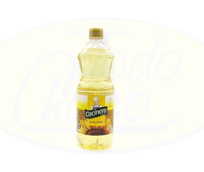 Picture of Aceite De Girasol Cocinero 900ml