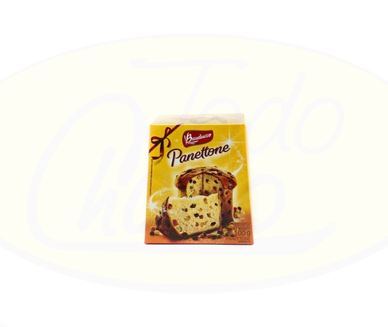 Picture of Pan Dulce Panettone Con Frutas Bauducco 100g