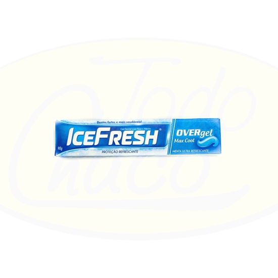 Bild von Gel Dental Ice Fresh Over Max Cool 90g