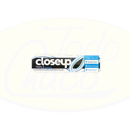 Imagen de Crema Dental Close Up Triple Hortela 70g