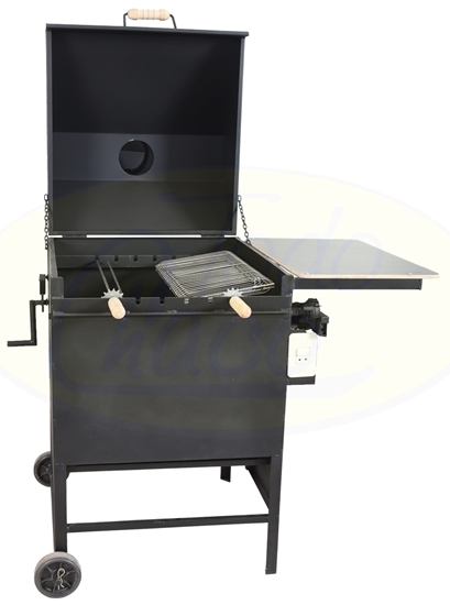 Picture of Parrilla 60cm Con Tapa 12Volt