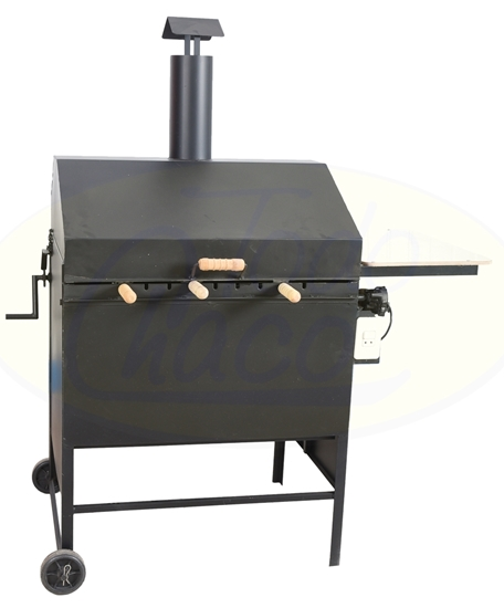 Picture of Parrilla 80cm Con Tapa 220Volt