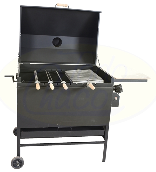 Picture of Parrilla 90cm Con Tapa 12Volt