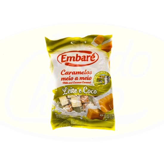 Picture of Caramelo Embare Leche y Coco 150g