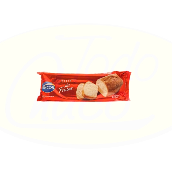 Picture of Budin Arcor Sin Frutas 215g