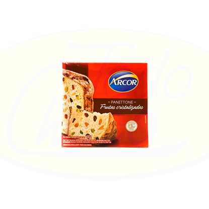 Picture of Panetone Con Frutas Arcor 400g