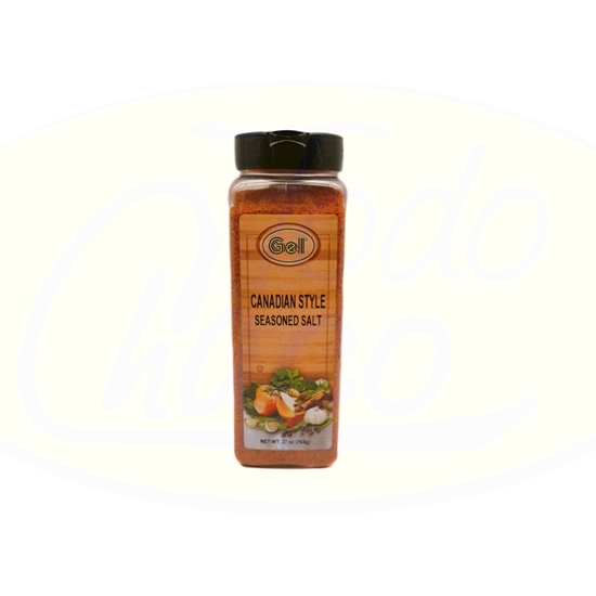 Picture of Gel Seasoned Salt Canadian Style 765g