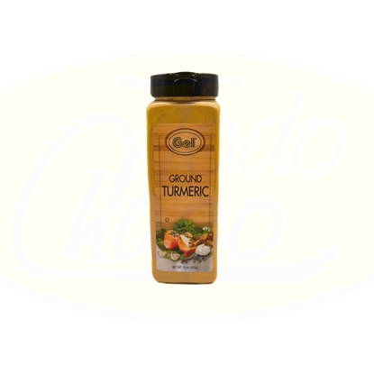 Picture of Gel Ground Turmeric 425g